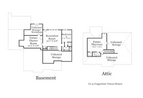 Basement & Attic