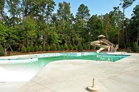 Community Pool Club House