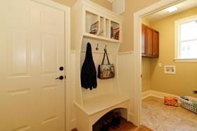 Mud Room & Laundry Room